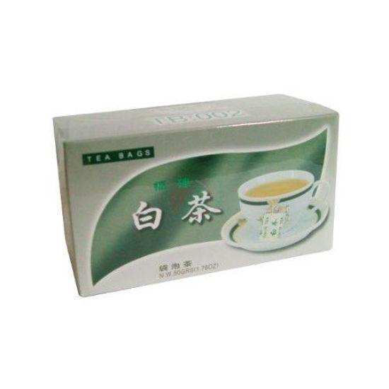 Beli čaj v čajnih vrečkah, 25 × 2 g