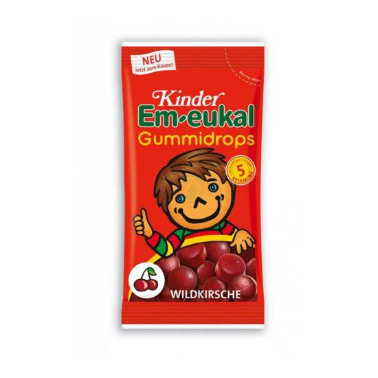 Soldan gumi bonboni za otroke - češnja, 40 g