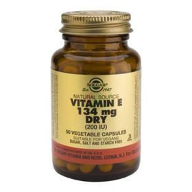 Slika Solgar Vitamin E 134 mg, 50 kapsul