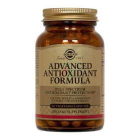 Slika Solgar Advanced Antioksidant Formula, 60 kapsul