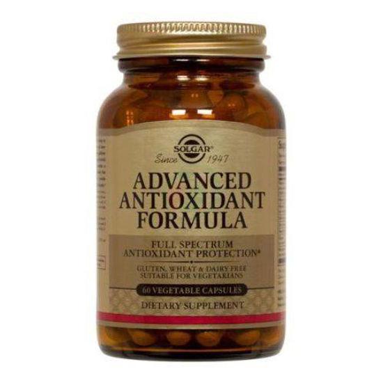 Solgar Advanced Antioksidant Formula, 60 kapsul