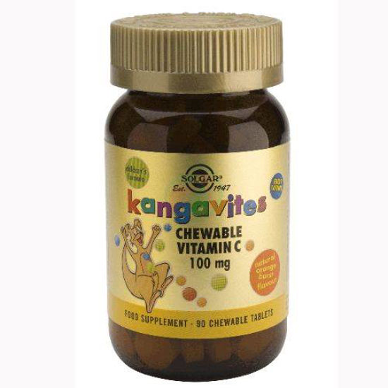 Solgar Kangavites multivitaminsko prehransko dopolnilo, 60 tablet