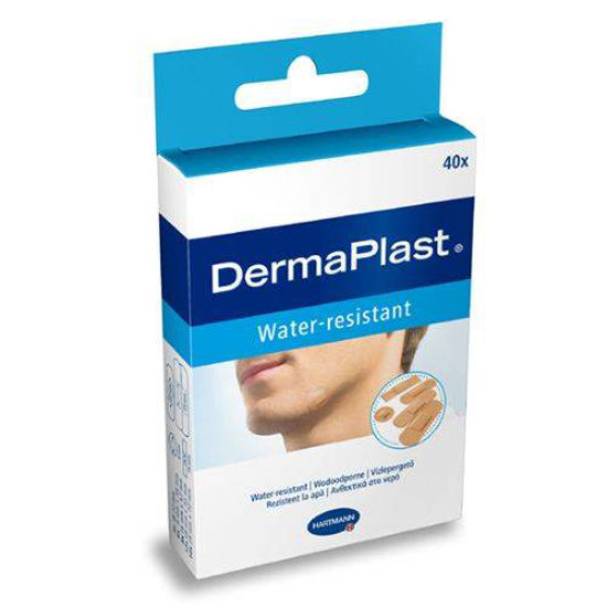 DermaPlast Universal Water-resistant obliži, 40 obližev