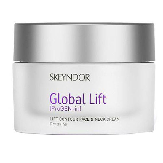Skeyndor Global Lift krema za suho kožo obraza, 50 mL