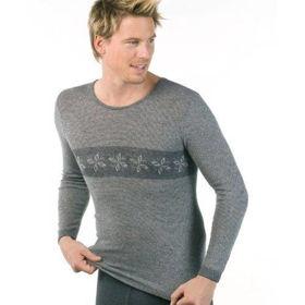 Slika Medima 1199 Unisex spodnja majica sive barve