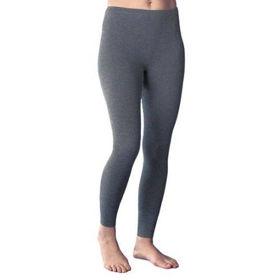Slika Medima 6064 sive antiseptične ženske spodnje dolge hlače, 1 hlače