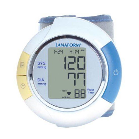 Lanaform zapestni merilnik krvnega tlaka
