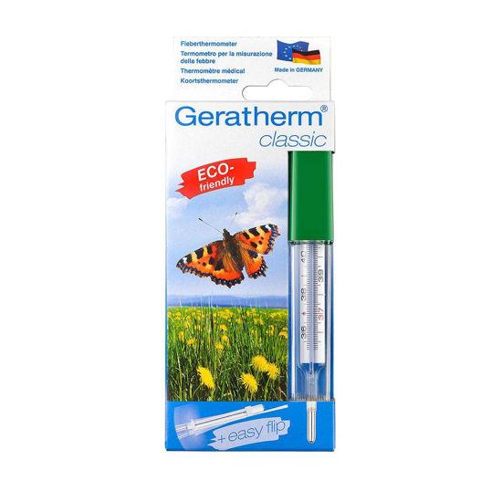 Geratherm Classic Easy Flip analogni telesni termometer brez živega srebra