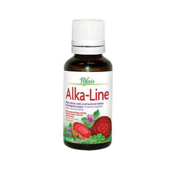 Biyovis Alka-line kapljice, 30 mL