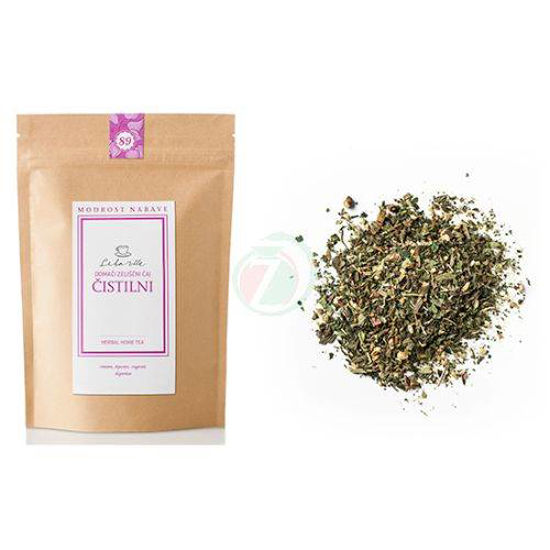 Lekovita čistilni zeliščni čaj, 100 g