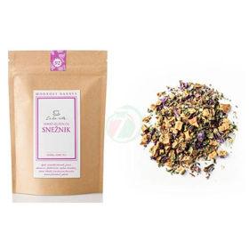 Slika Lekovita snežnik zeliščni čaj, 100 g