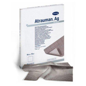 Slika Atrauman Ag obloga s srebrom 10x20 cm, 10 oblog