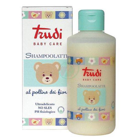 Trudi šampon-mleko s cvetnim prahom, 250 mL