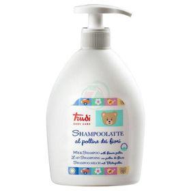 Slika Trudi šampon-mleko s cvetnim prahom, 500 mL