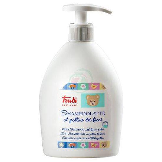Trudi šampon-mleko s cvetnim prahom, 500 mL