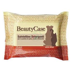 Slika BeautyCase čistilni robčki za živali, 20 robčkov