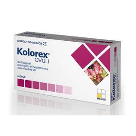 Slika Kolorex vaginalne ovule, 6 ovul