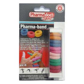 Slika PharmaDoct zaščitni naprstniki, 6 naprstnikov
