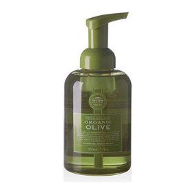 Slika Greenscape peneče tekoče milo z vonjem oliv, 500 mL