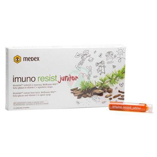 Imuno Resist Junior fiole, 10 x 9 mL