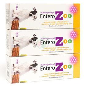 Slika EnteroZOO veterinarski gel za želodec, 3x100 g