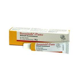 Slika Banminth 7.5 mg peroralna pasta za pse v brizgi, 16 g