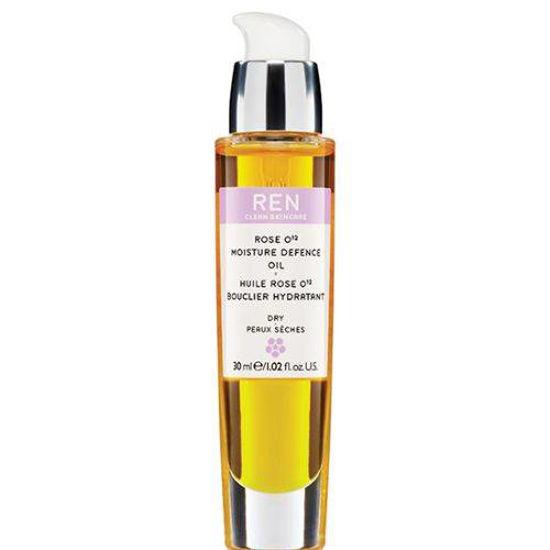 Ren serum za nočno nego obraza za suho in občutljivo kožo, 30 mL