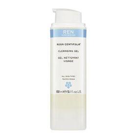 Slika Ren Rosa kremna emulzija za čiščenje obraza za normalno kožo, 150 mL