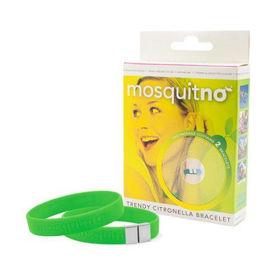 Slika MosquitNo Trendy Citronella zapestnica, 2 zapestnici