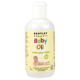 Slika Bentley organic naravno BIO olje za dojenčka, 150 mL