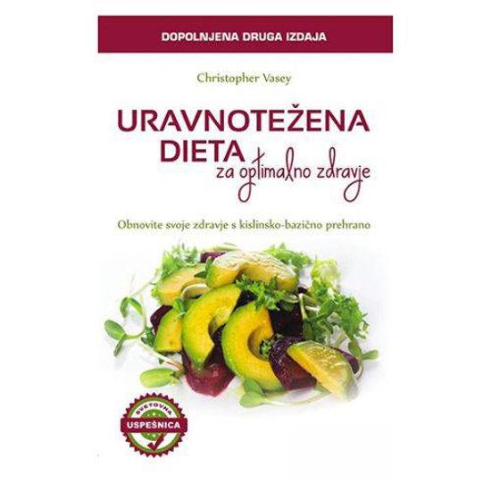 Uravnotežena dieta za optimalno zdravje; Dr. Christopher Vasey