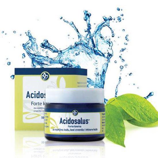 Acidosalus Forte krema, 50 mL