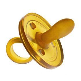 Slika Goldi Oval naravna duda iz kavčuka, 1 duda