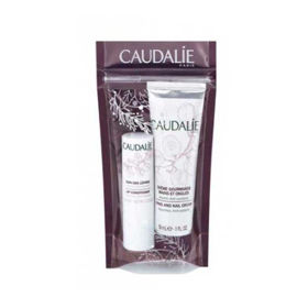 Slika Caudalie set: krema za roke in stick za ustnice, 30 mL + 4,5 g