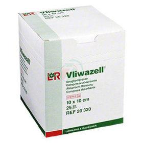 Slika Vliwazell sterilna neadhezivna absorbcijska obloga 20x20 cm, 30 kom.
