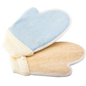 Slika Loofah rokavica za umivanje, 1 rokavica