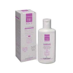 Slika Kleraderm TRIKOL'S pH 5 dermatološki šampon z riževimi proteini za pogosto umivanje, 250 mL