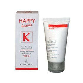 Slika Kleraderm Happy Hands krema za roke z vitaminom F, 75 mL
