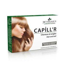Slika Capillar dopolnilo za lase in nohte, 30 tablet