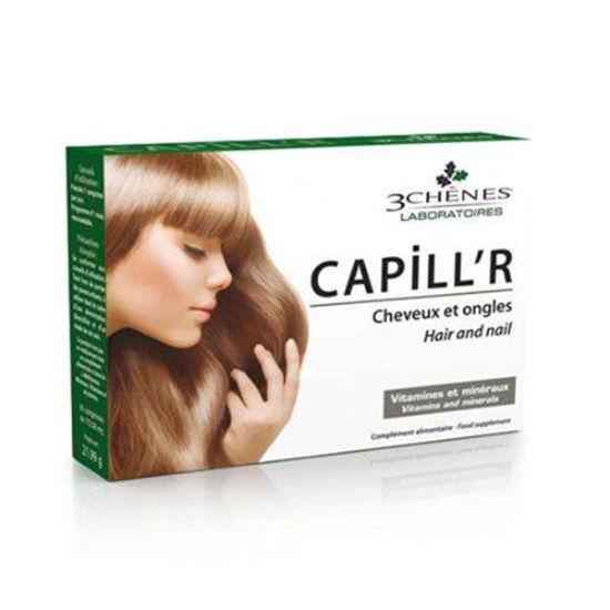 Capillar dopolnilo za lase in nohte, 30 tablet