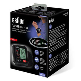 Slika Braun BP 2200 VitalScan 3 zapestni merilnik tlaka