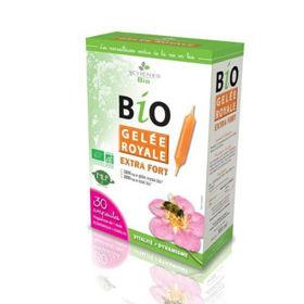 Slika Bio matični mleček v ampulah, 30 ampul