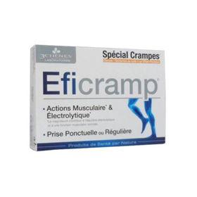 Slika Eficramp za lajšanje krčev vseh vrst, 30 tablet