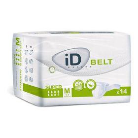 Slika iD Belt Super Medium hlačne predloge s pasom, 14 predlog