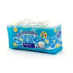 Slika Swimmies 12+ otroške kopalne hlačke medium, 11 hlačk