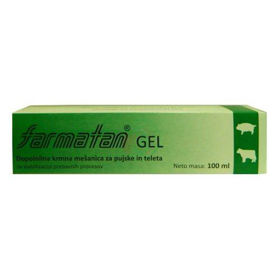 Slika Farmatan gel, 30, 100, 250 ali 1000 mL