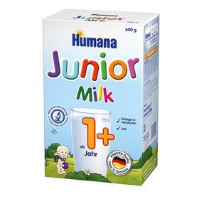 Slika Humana Junior nadaljevalno mleko za otroke starejše od enega leta, 600 g
