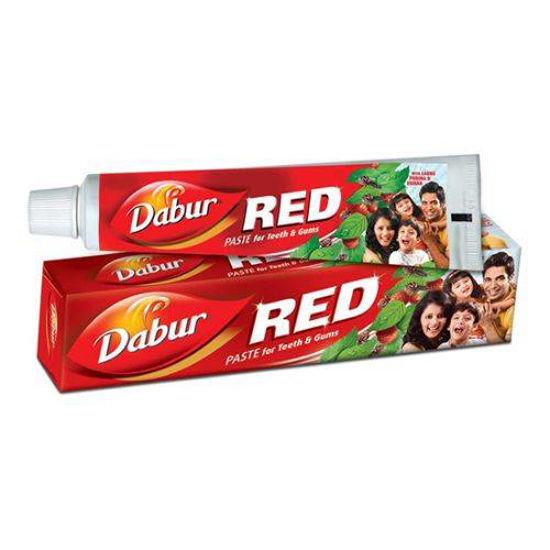 Dabur Red zeliščna ajurvedska zobna pasta, 100 g