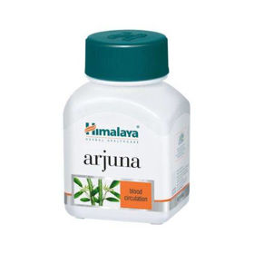 Slika Himalaya Arjuna dopolnilo, 60 kapsul