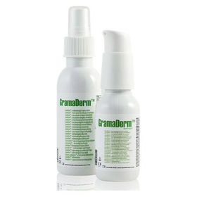 Slika GramaDerm topični antiseptik, 60 g gela + 100 mL raztopina